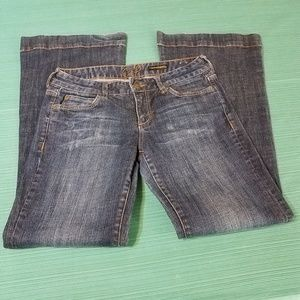 Chip & Pepper Jeans - C7P /LA DENIM  Ocean Beach Ultra Flare sz 7 Jeans